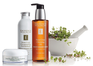 Eminence Organic Skin Care products