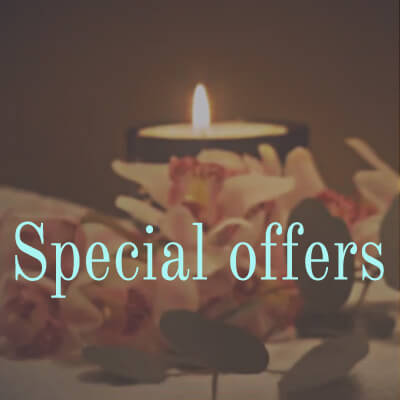 Every month Willow King Spa in Oak Bay features a product or serve at a special price