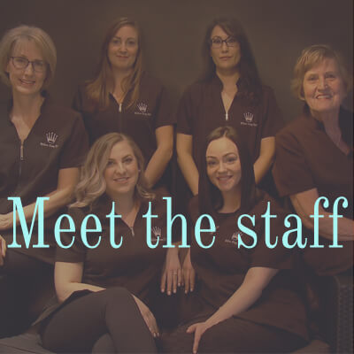 Professional staff at Willow King Spa in Oak Bay have more than 85 years combined experience.