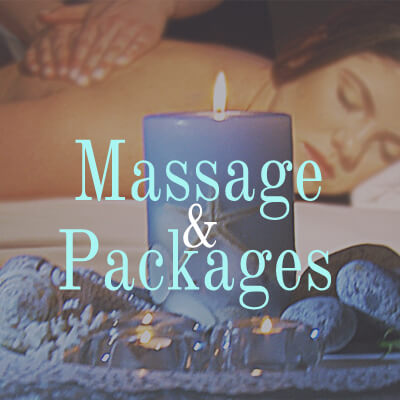 treatment services price lists - Massages & spa packages