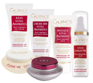 Guinot Paris products
